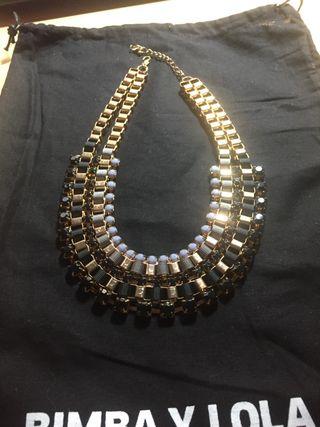 5b46d8d1b5dd Collar Zara de segunda mano en la provincia de Murcia en WALLAPOP