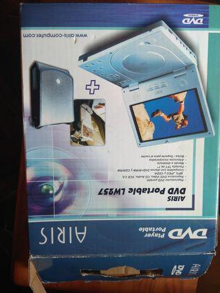 AIRIS DVD PORTABLE LW257
