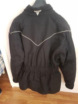 chaqueta de moto marca Scotchlite 3M