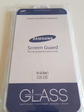 Samsung note5 screen guard