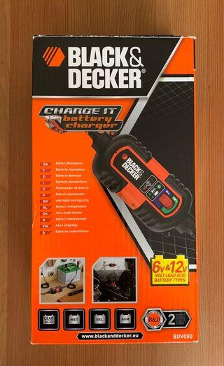 Cargador baterías B&D