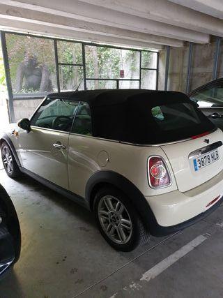 Mini Cabrio 2012