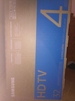 "HD TV SAMSUNG 32"" 80cm"