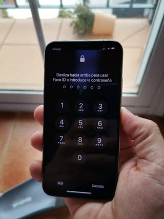 IPhone x 258gb