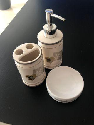 Conjuntos tres piezas lavabo