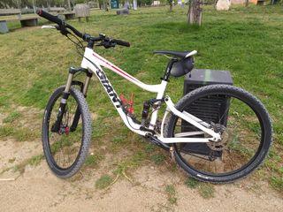 bici giant trance x3