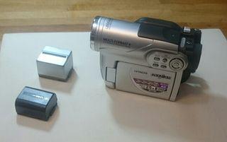 Camara video y foto Hitachi