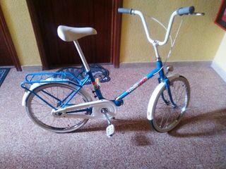 ¡¡OPORTUNIDAD!! bicicleta antigua BH happy