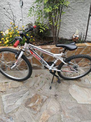 """Bicicleta de 24"""" pulgadas niño"""