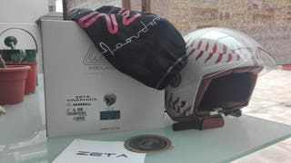 Vendo casco NZI Baseball