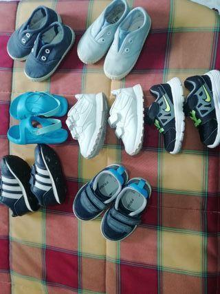 7 pares de niño o niña
