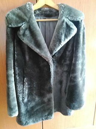 Elegante abrigo de Mouton(regalo dia de la madre)