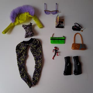 Pack de ropa n° 5 de Monsters High