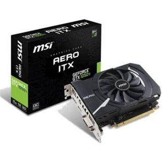 Nvidia Gtx 1050 ti Aero ITX oc 4gb
