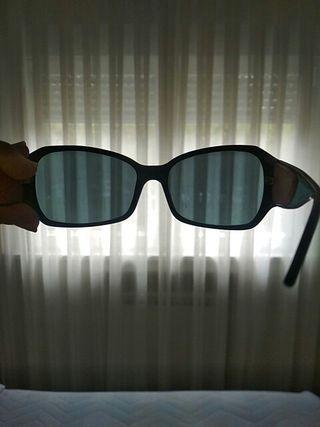 Gafas sol Negras 212 Carolina Herrera