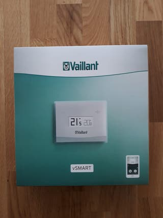 Termostato inalámbrico Wifi Vaillant vSmart