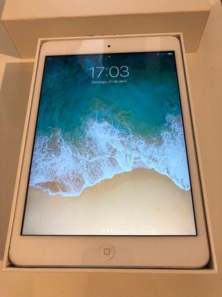 iPad mini 2 Wifi 32 Gb color plata.