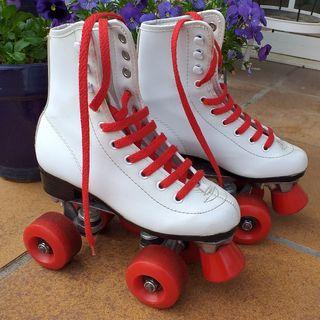 patines 4 ruedas niña.