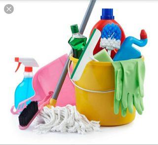 busco trabajo en la limpieza 10€ al hora