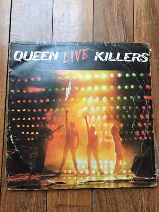 Vinilo Queen Live Killers