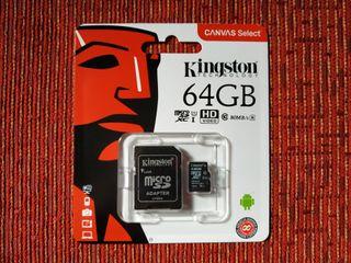KINGSTON 64 GB SIN ABRIR