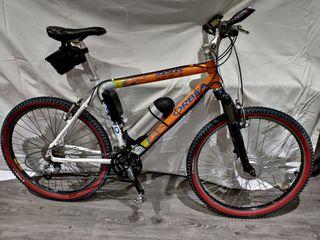 bicicleta MTB Orbea eléctrica