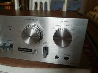 Amplificador Bintang Audio Reflex A120 AGS