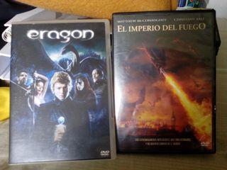 Pack DVD Dragones