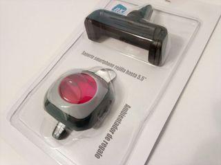 Soporte Smartphone Coche + ambientador A ESTRENAR