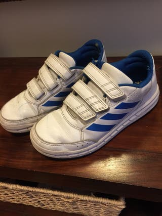 Zapatillas deportivas Adidas niño talla 33