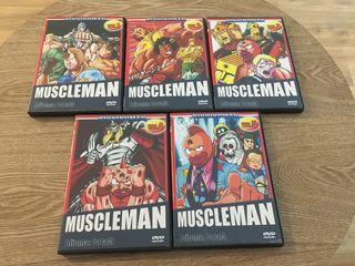 Colección completa Muscleman