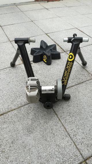 Rodillos de ciclismo