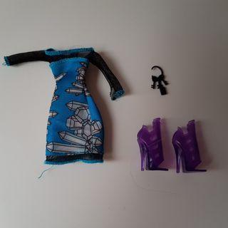 Pack de ropa n° 6 para Monsters High