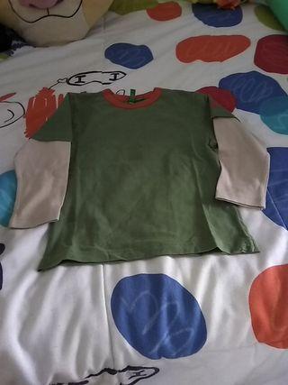 Camiseta 18 meses