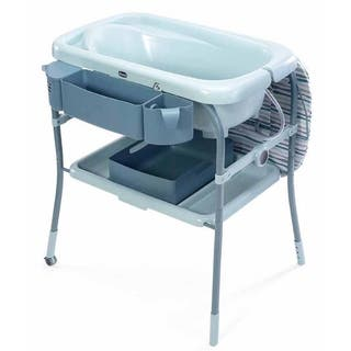 Cambiador y bañera 2en1