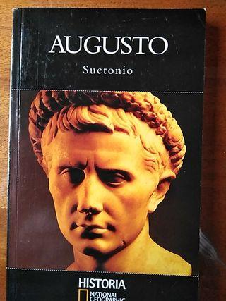 """""""AUGUSTO"""" DE SUETONIO"""