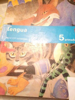 varios libros de 2/4/5/6 de primaria de sm savia