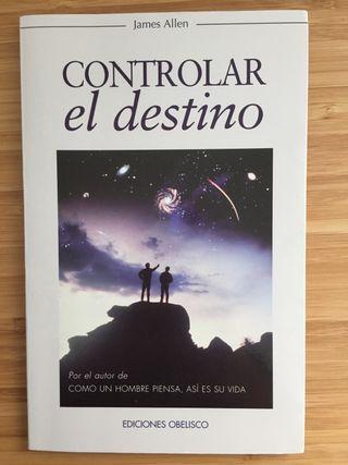 Libro controlar el destino