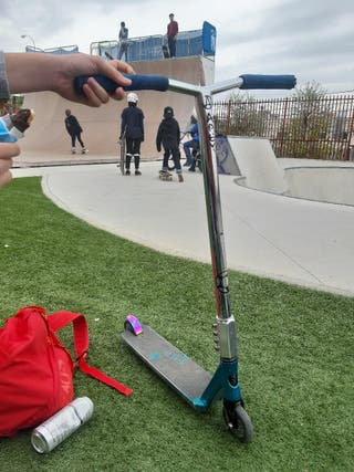 scooter fryestile
