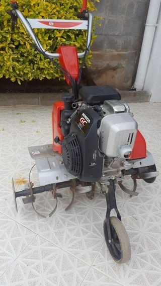 Motoazada Honda gc 160