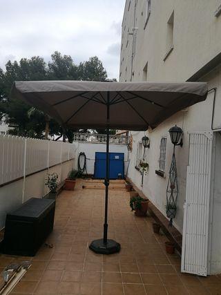 Parasol jardin
