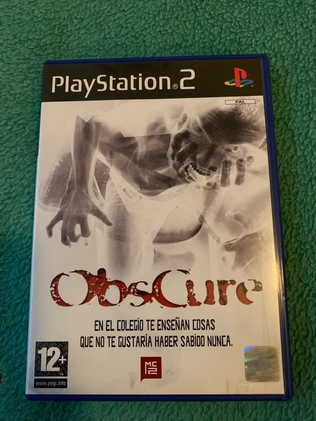 Obscure ps2