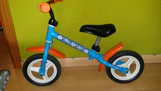 Bicleta aprendizaje sin pedales