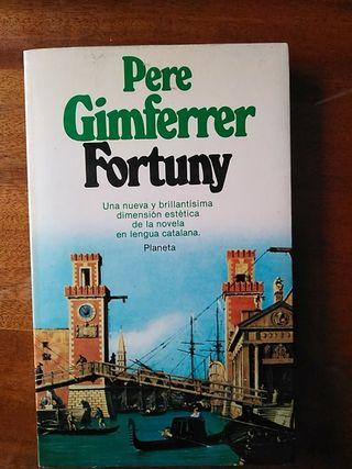 """FORTUNY""de PERE GIMFERRER"