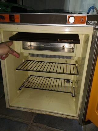 frigorífico pequeño/caravana