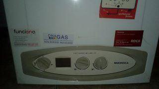 Caldera De Gas Natural.