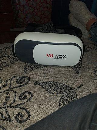 Gafas realidad virtual VR BOX