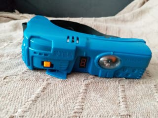 Gafas Lock on Sega Megadrive