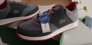 Zapatillas Lacoste sport t38 Nuevas