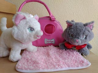 Bolso con pareja Gatitos